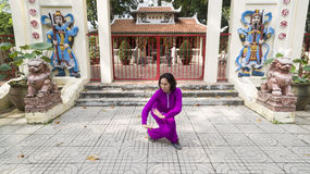 Thai Chi Royalty Free Stock Photos