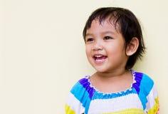 Thai Child Smile. Royalty Free Stock Photos
