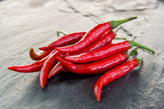 Thai Chillies Stock Images