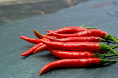 Thai Chillies Stock Photos