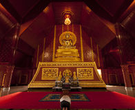 Thai Church. Stock Photography