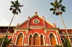 Thai classic building Stock Image