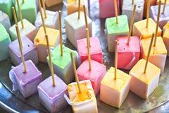 Thai classic icecream Stock Photo