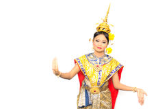 Thai Classical Dance Stock Photos