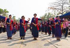 Thai Classical Dance1 Stock Photography