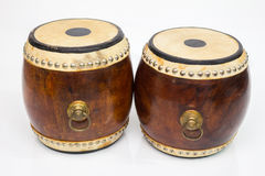 Thai classical music instrument Thai drum Royalty Free Stock Photography