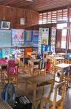 Thai Classroom Stock Photo