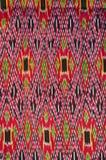 Thai cloth texture royalty free stock photos