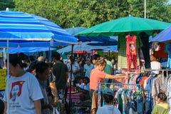 Thai clothes shop Royalty Free Stock Photo