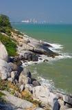 Thai Coastline Royalty Free Stock Image