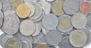 Thai coin Stock Images