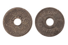 2469 thai coin Stock Image
