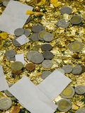 Thai coin money Stock Image