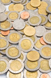 Thai Coins Royalty Free Stock Image