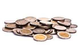 Thai coins Stock Photo