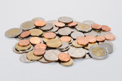 Thai coins Stock Photography