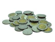 Thai coins Royalty Free Stock Photo