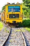 Thai colorful train Stock Image