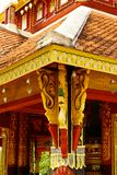Thai corbel Royalty Free Stock Images