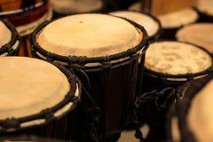Thai country drum Royalty Free Stock Photo