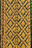Thai Craft : LAI THAI pattern. Art, Culture and Heritage of Thailand Royalty Free Stock Photography