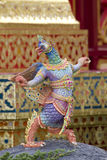 Thai Creatures. Creatures. Belief in the myth of Thailand Royalty Free Stock Photography
