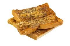Thai crispy bread Royalty Free Stock Photo