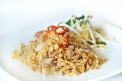 Thai crispy noodles Stock Photo