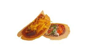 Thai Crispy Pancake Royalty Free Stock Image