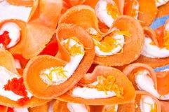 Thai Crispy Pancake Stock Photos