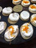 Thai crispy pancakes or Kanom Buang Royalty Free Stock Photography