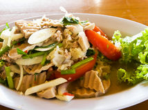 Thai cuisine Royalty Free Stock Photography