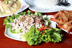 Thai cuisine Royalty Free Stock Photos