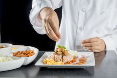 Thai cuisine Royalty Free Stock Photo