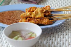 Thai cuisine Royalty Free Stock Image
