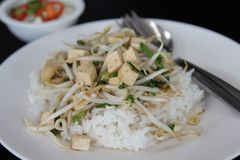 Thai cuisine Royalty Free Stock Images