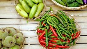 Thai cuisine spices Stock Photography