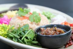 Thai cuisine Royalty Free Stock Photography