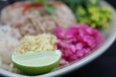Thai cuisine Stock Photography