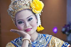 Thai Cultural Show Stock Photography