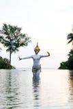 Thai culture Stock Photo
