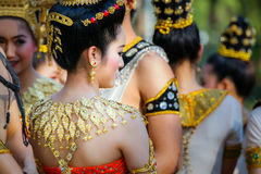 Thai Culture Festival in Bangkok, Thailand Stock Images