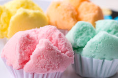 Thai cup cake Stock Photography