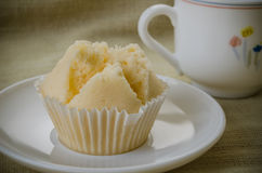Thai cup cake Royalty Free Stock Images