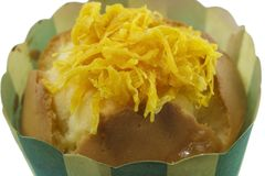 Thai Cupcake Royalty Free Stock Photos