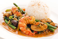 Thai Curry Royalty Free Stock Image