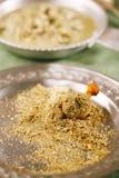 Thai Curry dry mix blend. Made with lemongrass, kaffir, galangal and tamarind royalty free stock image