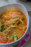 Thai curry  food phuket ,Thailand Stock Photo