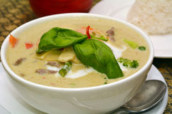 Thai curry Royalty Free Stock Photos