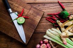 Thai Curry Paste Ingredient NO.3 royalty free stock photo